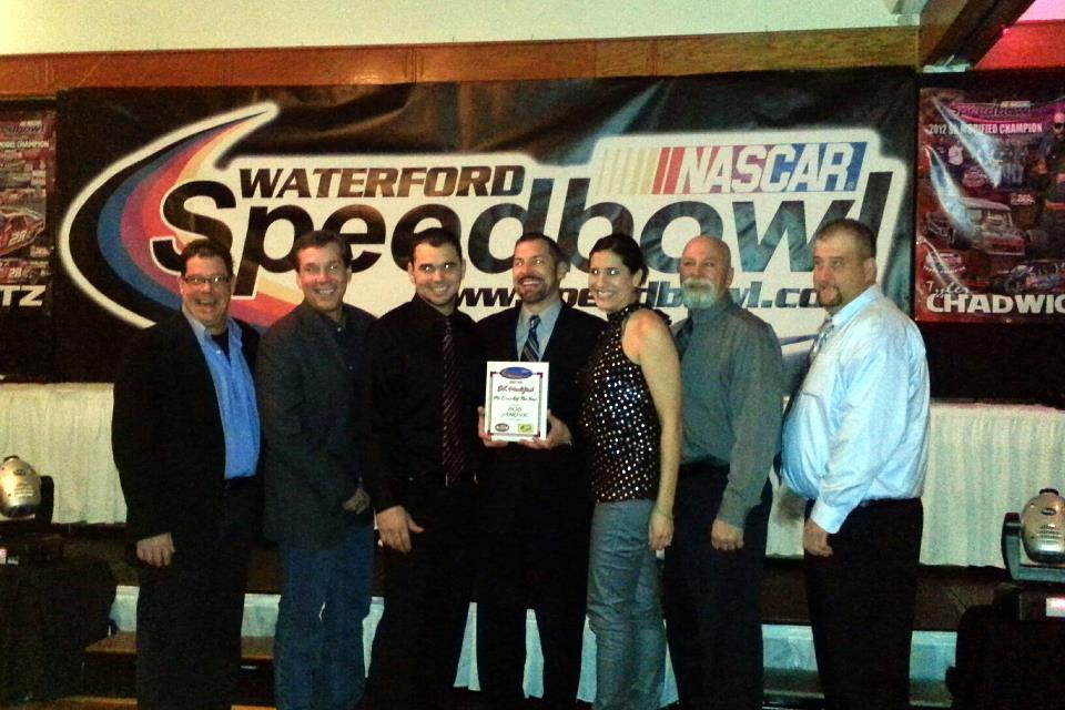Pit Crew of the Year 2012