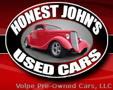 Honest John's Used Cars