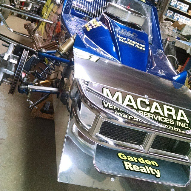 Ready to roll for 2015 Racing Season opener